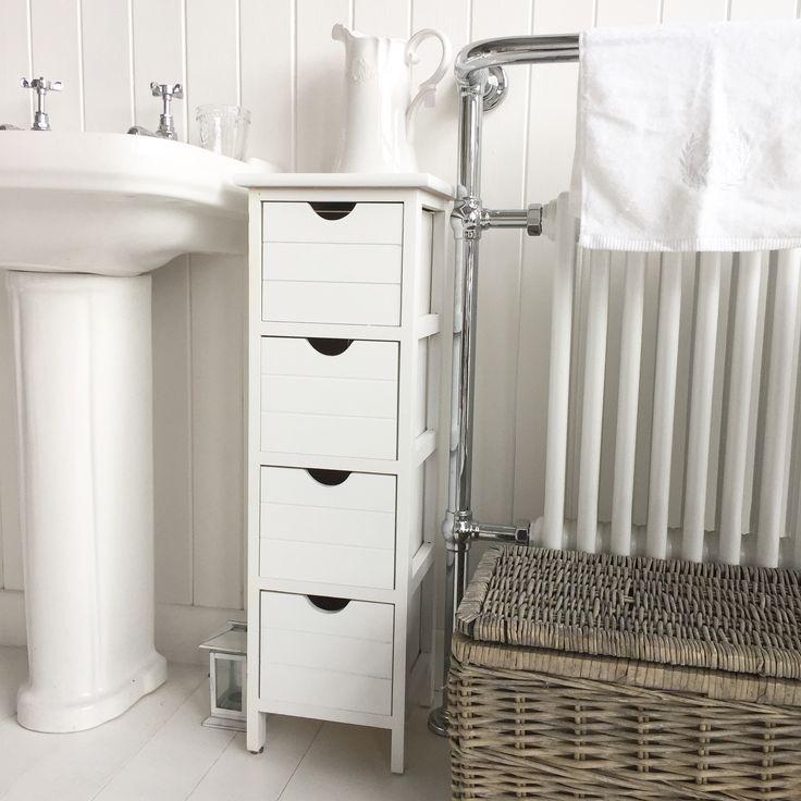Best 50 White Bathroom Furniture Images On Pinterest Home D Cor