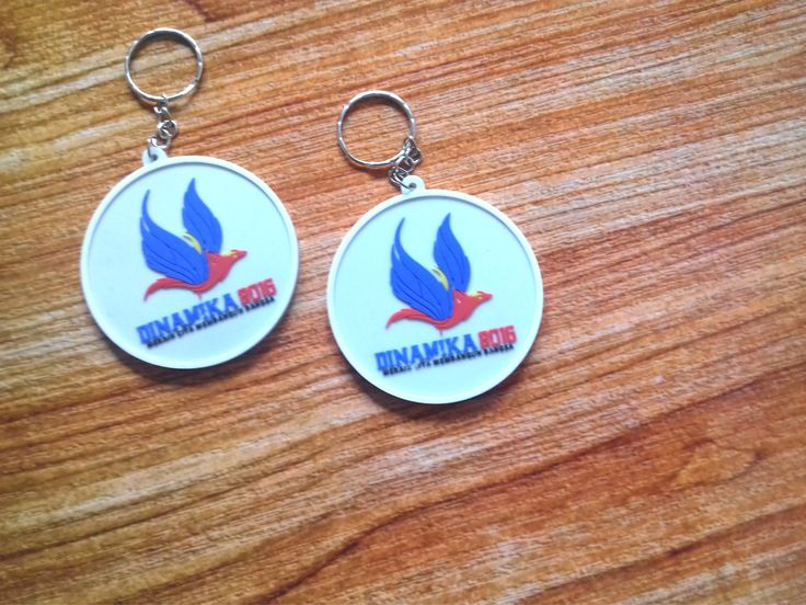 Keychain / Gantungan kunci souvenir komunitas