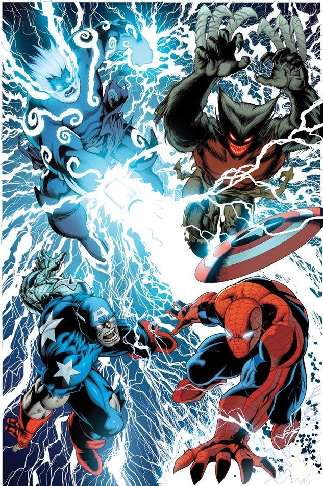 World War Hulks   Marvels   World war hulk, Wolverine vs ...