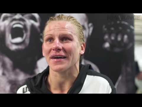 MMA Former muay thai champ Justine Kish wants to fight her way to Joanna Jedrzejczyk