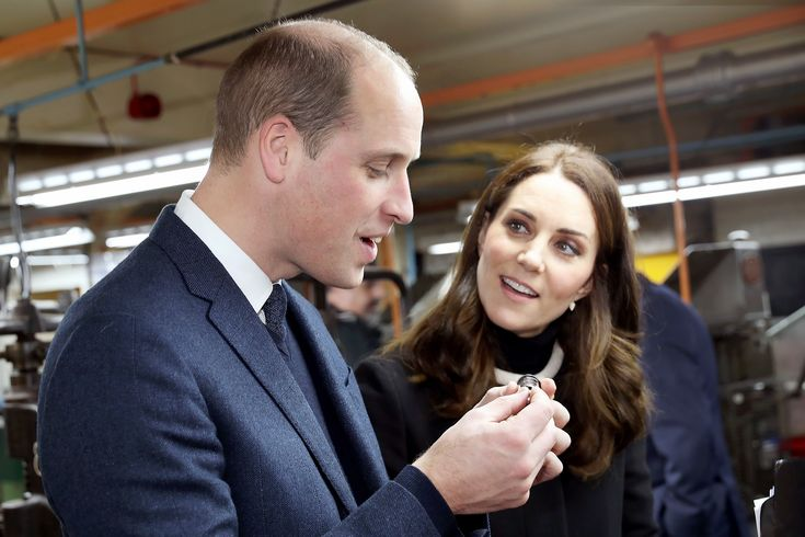 Prince William and Kate Middleton Receive a Noisy Gift for George: 'We'll Never Get Any Peace'