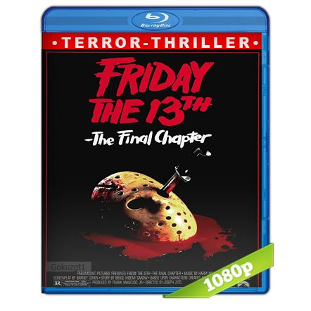 Viernes 13 Parte 4 El Capitulo Final Full HD1080p Audio Trial Latino-Castellano-Ingles 5.1 (1984)