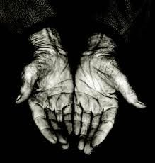 Hands of Appalachia....just like my coal mining grandfather...hands of leather. Wolf Coal,Kentucky