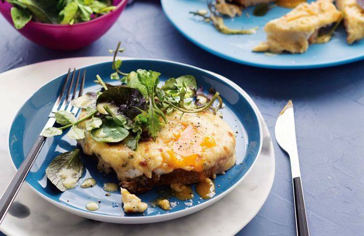 Both quick, simple and easy, Shannon Bennett's Welsh rarebit is the ultimate revamp on the fan favourite, the cheese toastie.