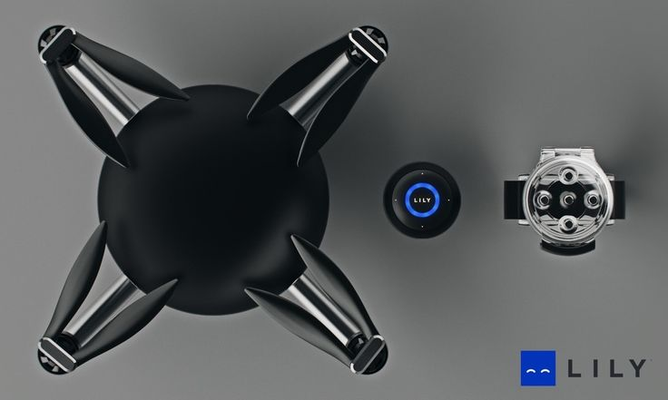LILY The Flying Camera That Follows You Anywhere