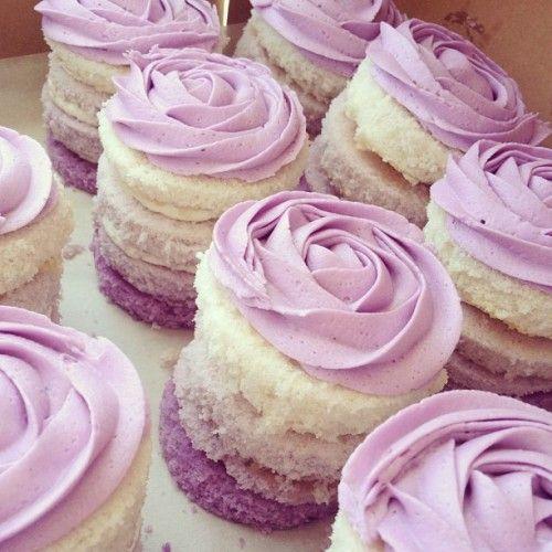 Hochzeitskuchen für die Finger – Foto: Meringue Bake Shop