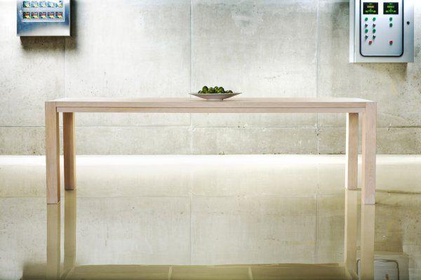 Furniture Designs JAVORINA :: Masívny dubový stôl SOLID | Solid oak dining table SOLID http://shop.javorina.eu