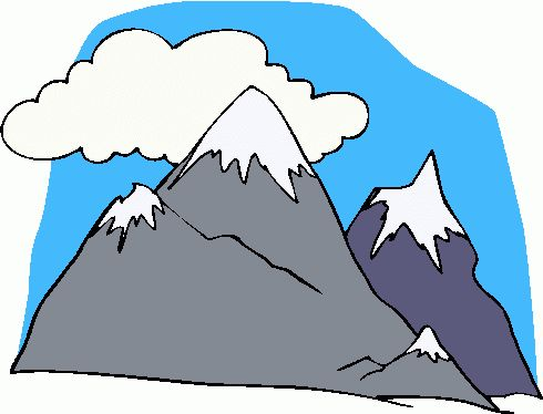 Free Mountain Clipart - Cliparts.co