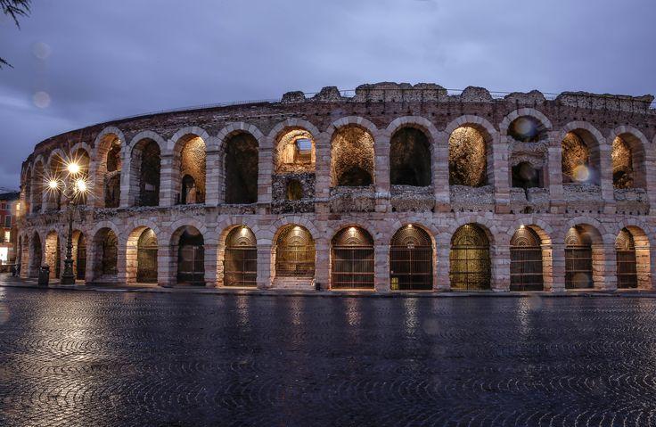 Verona, the background of PINKO Spring Summer 2016 collection presentation at The Gentleman of Verona Grand Relais