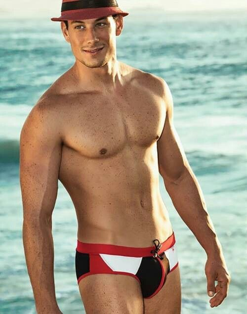 Gentleman in speedo | Beach Boys - Swimwear | Pinterest ...