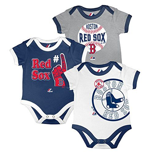 Majestic Boston Red Sox Bases Loaded Bodysuit Trio - Navy (0-3 Months) Majestic http://www.amazon.com/dp/B00UVRR0I2/ref=cm_sw_r_pi_dp_9OmIwb0EHB2KP