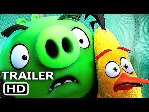 Angry Birds 2 O Filme Trailer Brasileiro Dublado 2 Novo 2019 Youtube Angry Birds Movie Angry Birds Movies