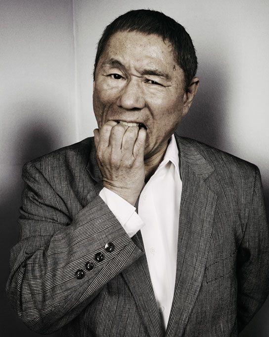 Takeshi Kitano (北野 武)