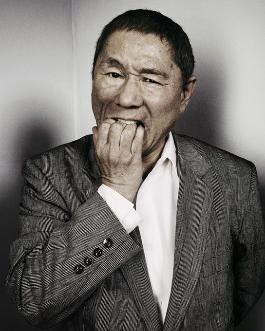 takeshi kitano as donald trump