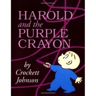 Harold and the Purple Crayon by Crockett Johnson | Classic Children's Books - Parenting.com