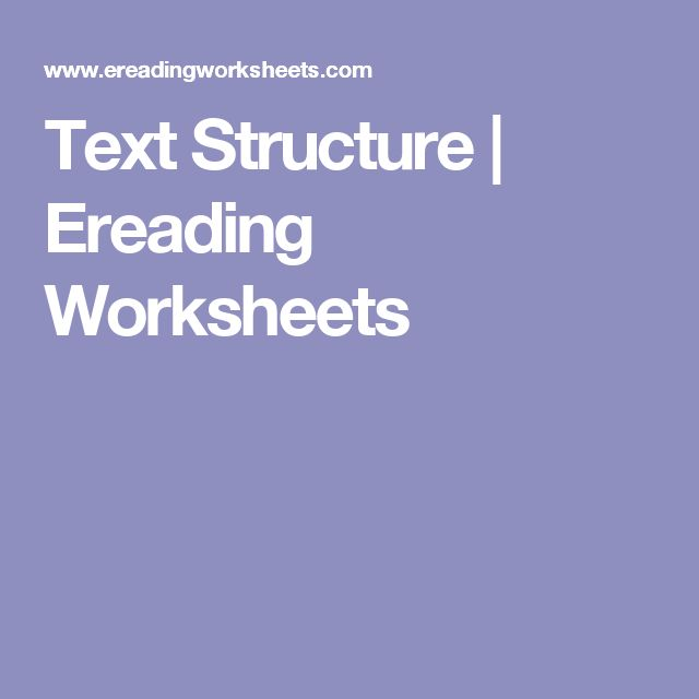 Worksheets Ereading Worksheets Main Idea 1000 ideas about text structure worksheets on pinterest ereading worksheets