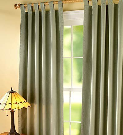 Curtains Ideas curtains double width : 17 Best images about Home & Kitchen - Window Treatments on ...