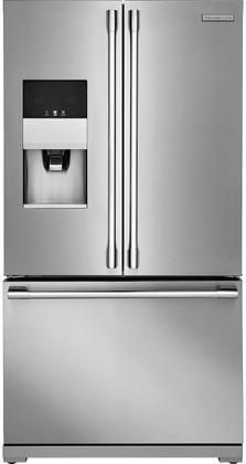 E23bc79sps 36 Professional Counter Depth French Door Refrigerator With 21 5 Cu Ft Total Capac Counter Depth French Door Refrigerator Counter Depth French Door