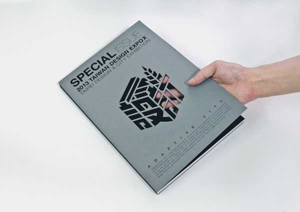 18 Die-Cut Brochures That Wow & Inspire | Web & Graphic Design | Bashooka