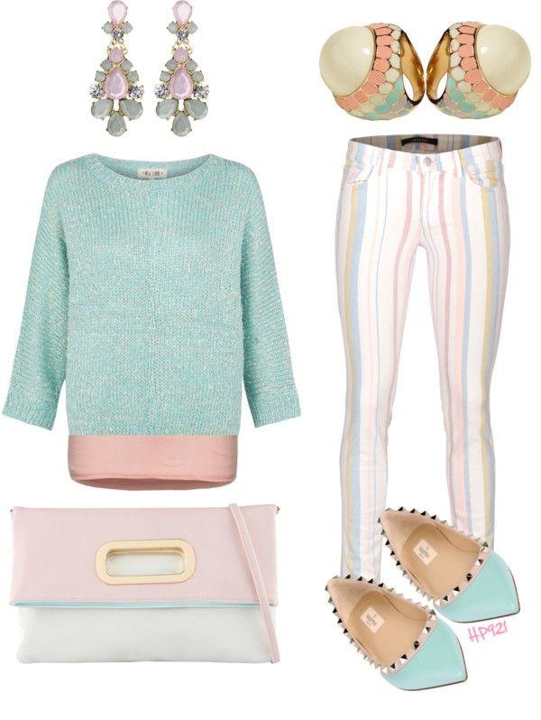 2014 Spring Trend: Pastels #1