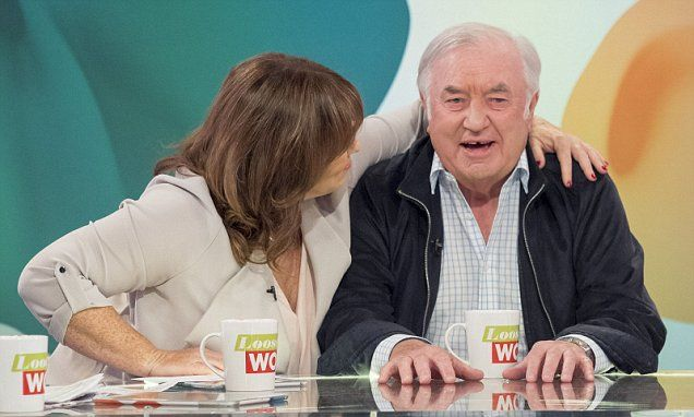 A TOUGH WAY TO FIND OUT WHO YOUR REAL FRIENDS ARE: Jimmy Tarbuck speaks about historic sex abuse allegations
