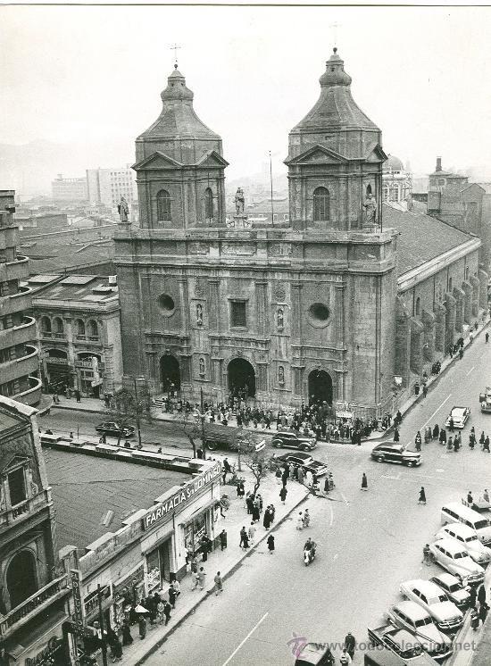 iglesia Santo Domingo 1950