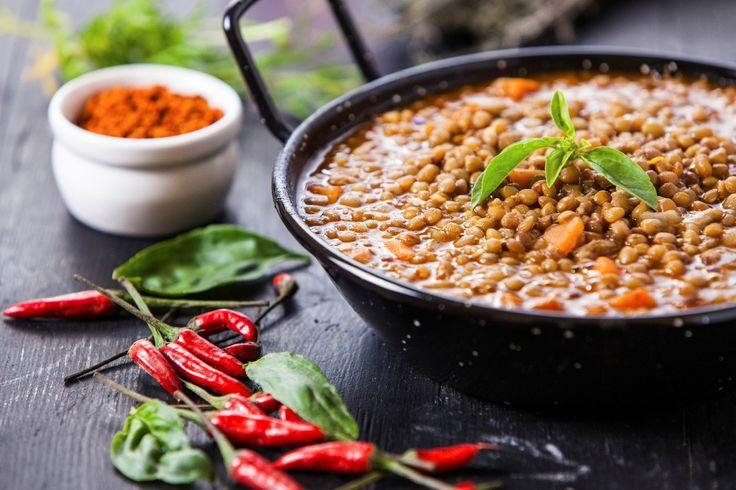 Supa de linte pentru detoxifiere