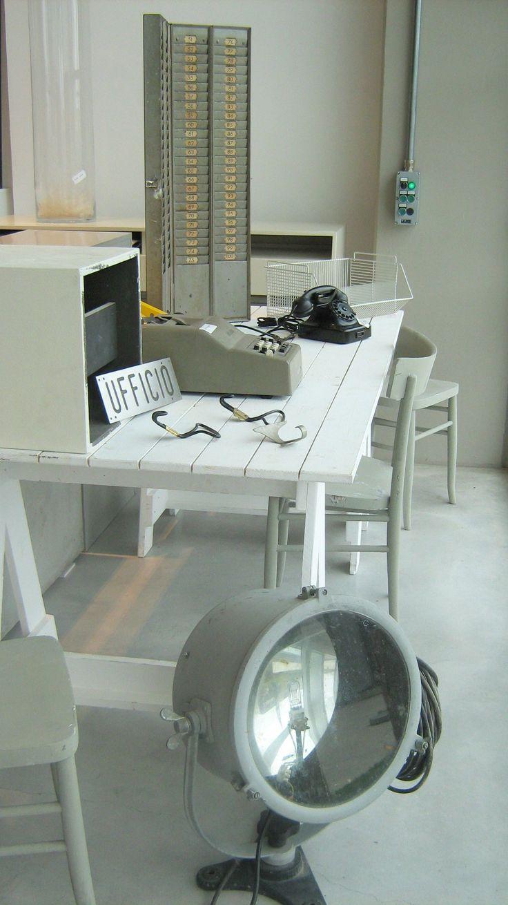 Vecchi uffici