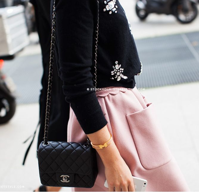 d8dc204db578 Pink Chanel Bag Outfit | Stanford Center for Opportunity Policy in ...