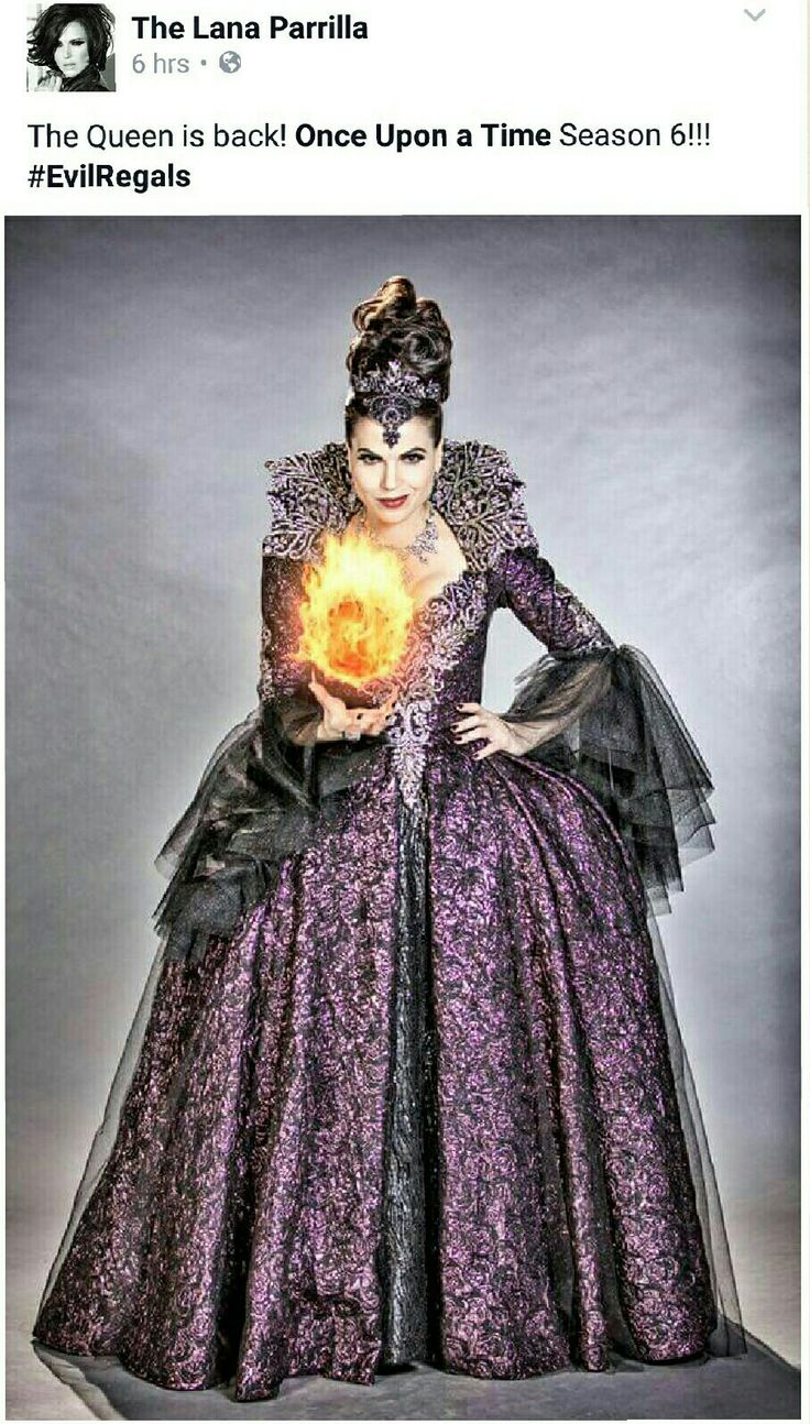 """The evil Queen is back""  Season 6"
