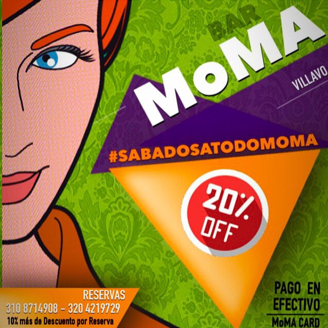 Hoy es Sábado...A Todo MoMA. Disfruta de la comodidad y a los mejores precios la  Rumba CrossOver al 200%. #DescuentoPorReserva #Descuentos ... Reserva ya!