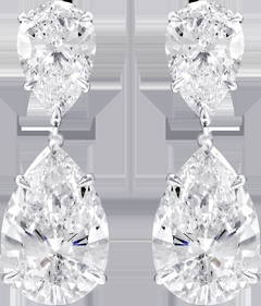 Jewels by Viggi, an New York Art, Antique & Jewelry Show Exhibitor. #NYFallShow #diamonds #earrings