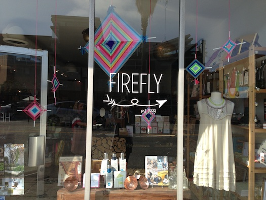Firefly in Venice, CA - one of my favorite shops to pick up gifts for friends!