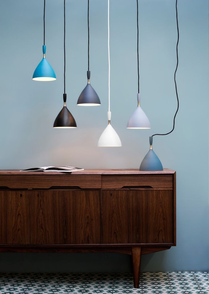 Dokka, one of the best-selling pendant lamps ever produced in Norway. Northern Lighting