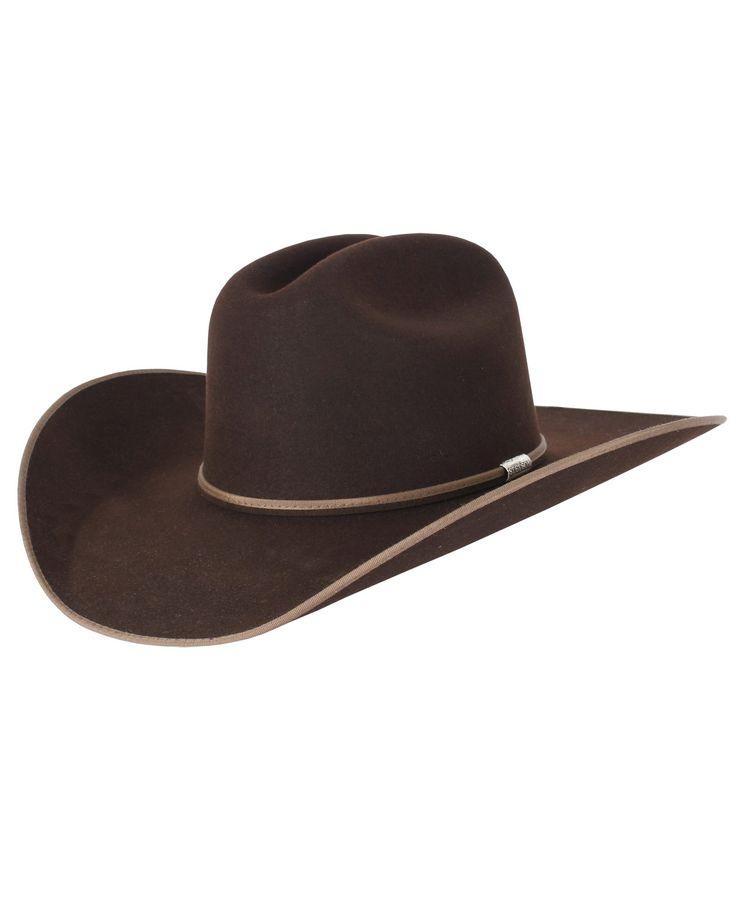 Stetson® Men's 4X Morro Bay Felt Hat::Felt::Men's::Cowboy Hats::Fort Western Online