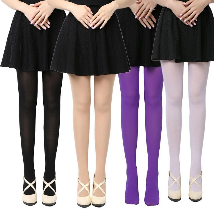 2017 Fashion Women Opaque Footed Tights Girl Spring Autumn Pantyhose Leg Warmers 1PC #Pantyhose legs http://www.ku-ki-shop.com/shop/pantyhose-legs/2017-fashion-women-opaque-footed-tights-girl-spring-autumn-pantyhose-leg-warmers-1pc/