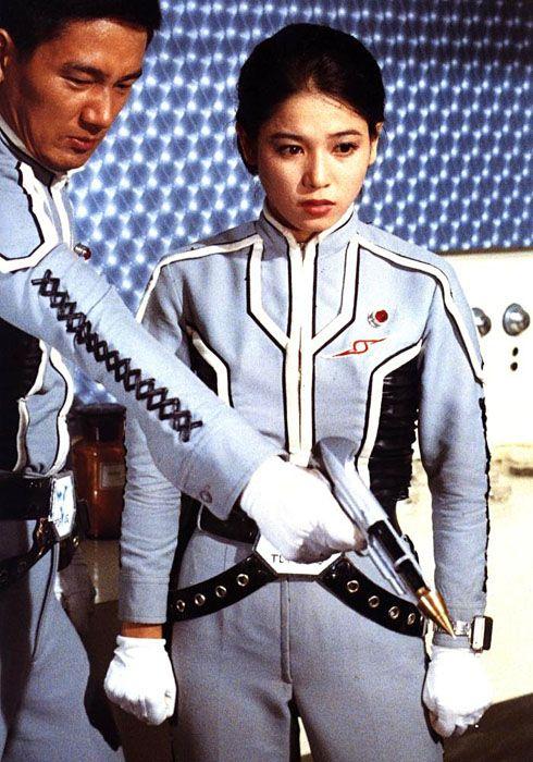画像 : 美しすぎるアンヌ隊員・ひし美ゆり子の画像50枚 - NAVER まとめ