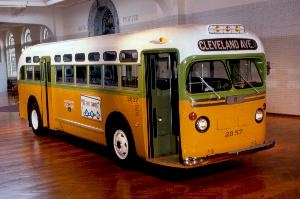 Rosa Parks' Bus, Henry Ford Museum