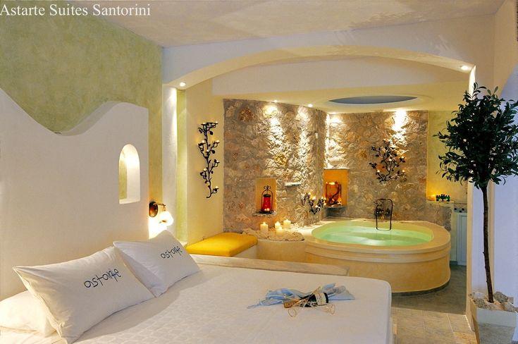 #Honeymoon #Suite with #Private #Jacuzzi #AstarteSuites #Luxury