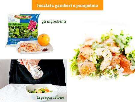 In #estate si sa, complici le #vacanze e il #relax, la voglia di cucinare è poca, questo non vuole però dire dover rinunciare al gusto e al piacere di un ottimo piatto.  Scopri le #Ricette di Silvia: http://www.dimmidisi.it/it/dimmicomefai/le_ricette_di_silvia/article/insalata_gamberi_e_pompelmo.htm - #dimmidisi #ricetta #cucina #recipe #cooking #cuisine #holiday #salad #shrimp #fruit