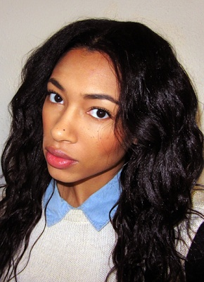 twist relaxed hair hairstyles