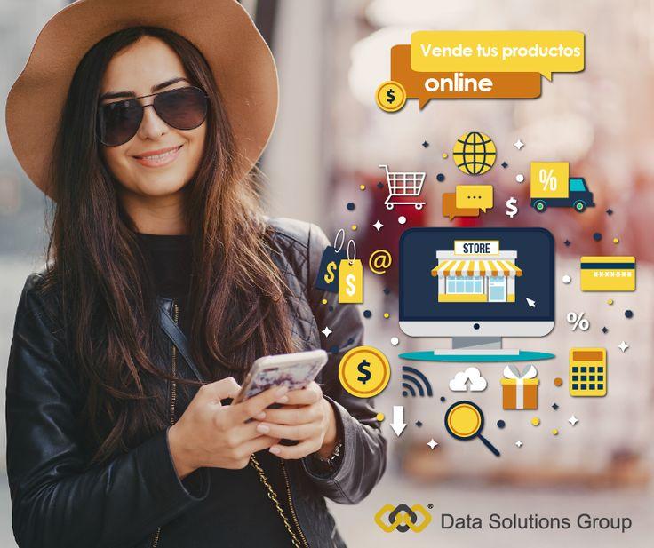 Creamos tu tienda virtual para comiences a vender online bajo la mejor plataforma de comercio electrónico. ¡Contáctanos! Tel: 👉 📲 +57 3174304024 📲 +57 305 7630900  #DataSolutions #AgenciaDigitalenBogotá #MarketingDigital #VidadeAgencia www.dsldatasolutions.com
