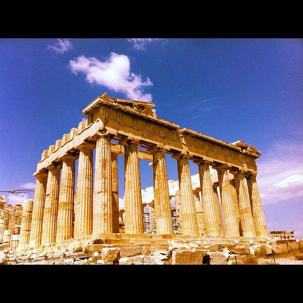 #greece #athens #acropolis