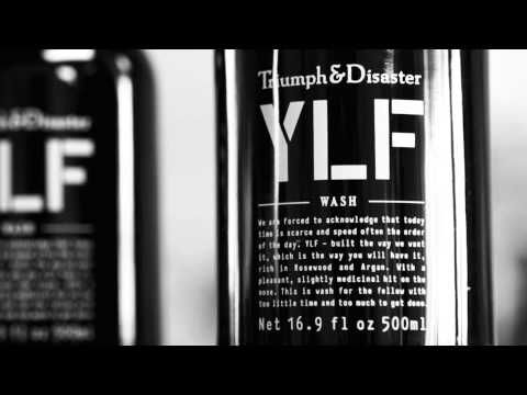 YLF Body Wash product video by Triumph & Disaster. Skincare, Shaving and Grooming Products  $49 http://triumphanddisaster.com/collections/all/products/ylf-all-purpose-body-wash