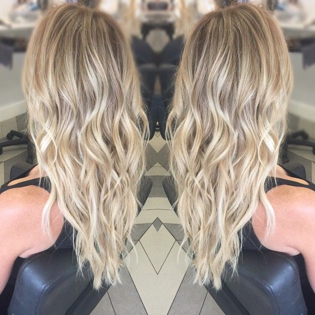 Perfect Combo Blonde Sombre Amp Natural Beaded Row Hair