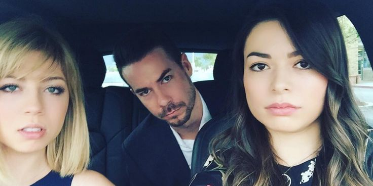 "There Was an Epic ""iCarly"" Reunion at Nathan Kress' Wedding!"