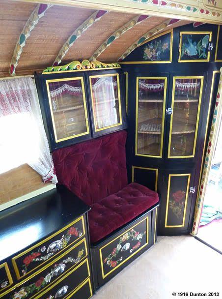 Gypsy Caravan, Gypsy caravans, Gypsy Waggons and Vardos.