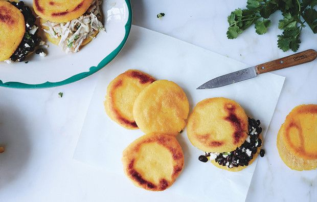 arepas griddled colombian style arepas griddled or grilled corn cakes ...