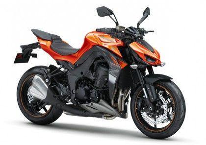 Z1000 2018 - Kawasaki Motores do Brasil