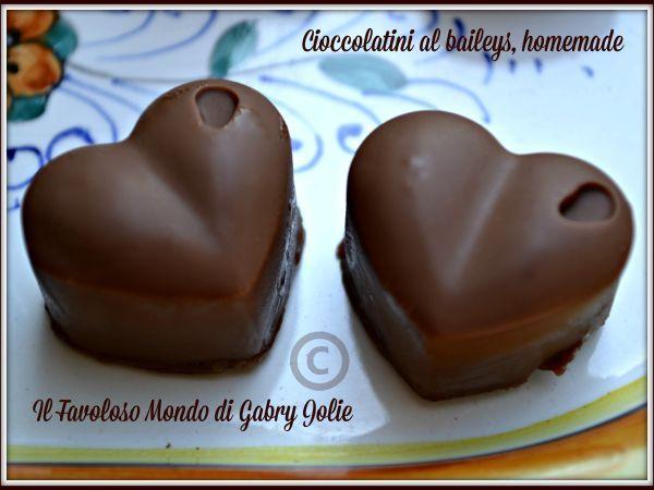 Ricetta Cioccolatini al baileys fatti in casa, da GabryJolie - Petitchef